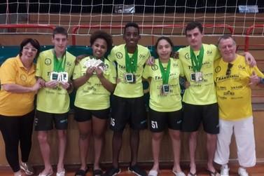 Projeto Transcender volta a Curitiba e conquista mais 16 medalhas