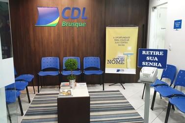 CDL Brusque realiza '1º Feirão Limpe seu Nome'
