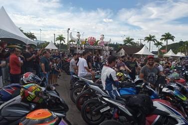 Clima colabora e movimentação surpreende organização do Brusque Motorcycle