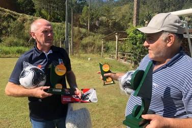 Futebol do São Cristóvão  recebe apoio da Fundação de Esportes
