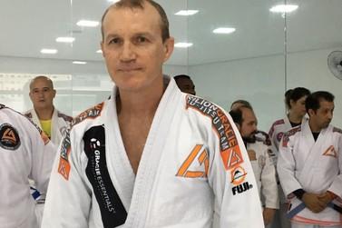 Mestre do Jiu Jitsu Rilion Gracie visita Brusque para ministrar seminário