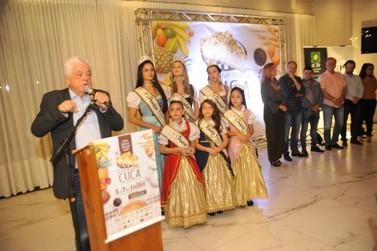 6ª edição do Festival Nacional da Cuca é lançado em Brusque