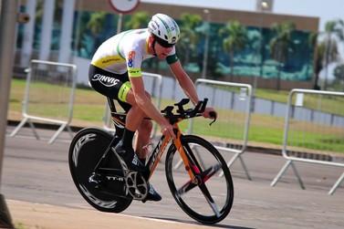 Brusquense André Gohr é campeão Brasileiro de Ciclismo