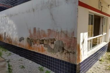 Centro de Educação Infantil Clara Maria Furtado terá telhado trocado
