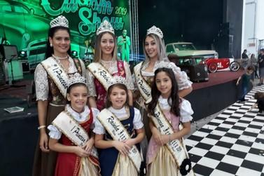 Comitiva brusquense promove Fenarreco no Santa Catarina Custom Show 2019