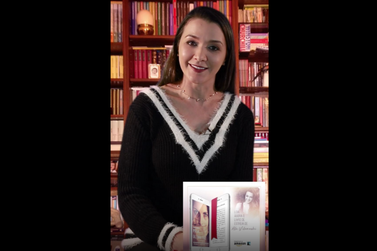 Em e-book de estreia, Alexandra Vilamoski aborda a violência contra a mulher