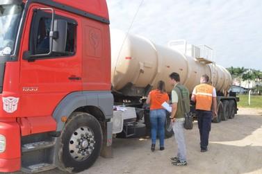 Formação sobre transporte de produtos perigosos da Defesa Civil é nesta segunda
