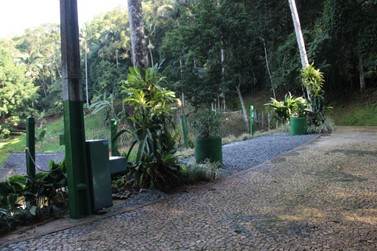 Zoobotânico realiza reformas para melhorar a estética do parque