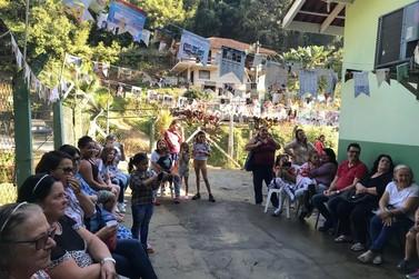 CRAS Azambuja realiza festa junina para os usuários