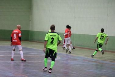 Inicia competições do futsal sênior masculino nos Jogos Abertos Comunitários