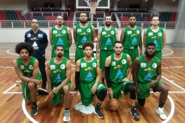 Quadrangular final de torneio de basquete será em Brusque