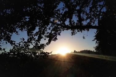 Tomaz Coelho registra 5,8ºC no amanhecer desta quarta-feira