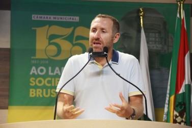 """Projeto """"Vereador no seu bairro"""" chega ao Santa Luzia e Nova Itália, no sábado"""