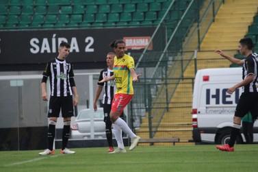 Brusque é superado pelo Figueirense pela Copa Santa Catarina
