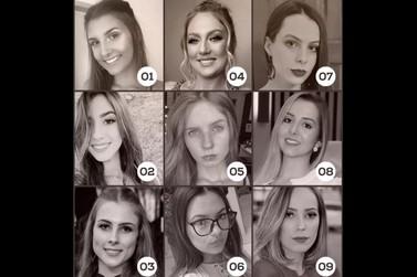 Conheça as candidatas à realeza da 35ª Fenarreco
