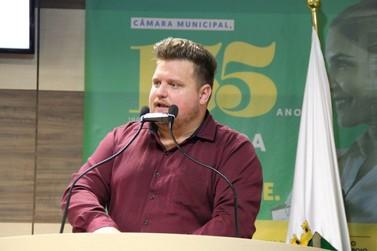 Schmitz cobra do governo estadual a duplicação da rodovia Gentil Batisti Archer