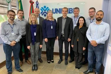 Universidades internacionais buscam parceria com Centro de Tecnologia da Unifebe