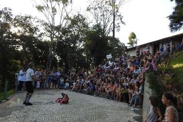 Aproximadamente 4 mil pessoas passaram pelo Zoobotânico no Dia das Crianças