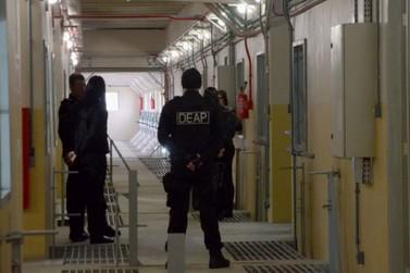 Governo de Santa Catarina lança edital com  600 vagas para agente penitenciário