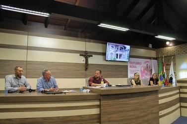 Projeto que institui área industrial no bairro Limeira esteve em debate