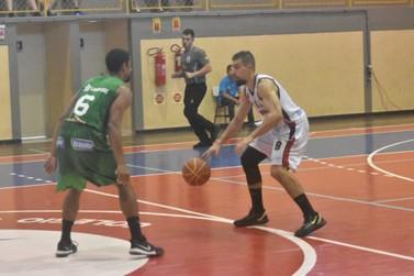 Brusque se despede dos Jogos Abertos com prata no basquete