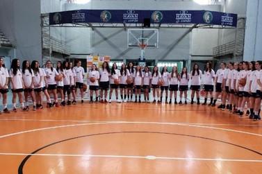 Brusque será casa do basquete Sul-Brasileiro entre 28 e 30 de novembro