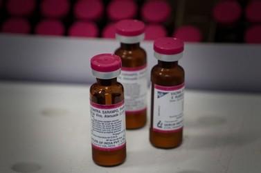 Dia D de vacinação em adultos contra o sarampo será neste sábado (30)