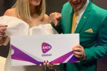 Havan faz doação de R$ 1,5 milhão a AACD, no Teleton
