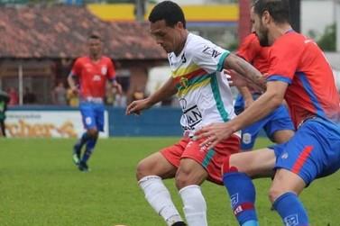 Ingressos estão à venda para o confronto entre o Brusque e Marcílio Dias