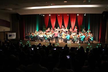 CDL Brusque promove Concerto de Natal e Noite de São Nicolau neste domingo
