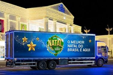 Havan organiza Carreata Natal Azul em Santa Catarina