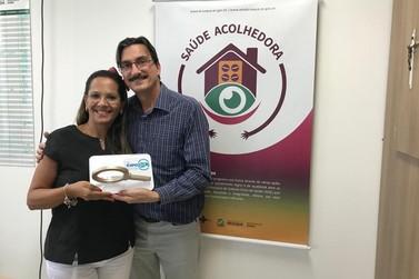 Vigilância Epidemiológica recebe prêmio nacional na ExpoEPI