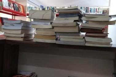 Com grande movimentação, Biblioteca Pública de Brusque retoma atividades
