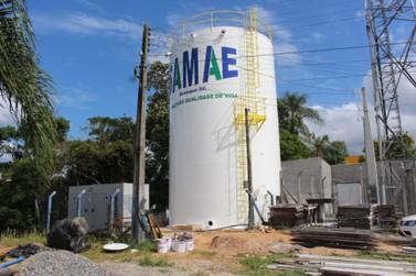 Diretor-presidente do Samae reforça confiança em reservatório do Bruschal