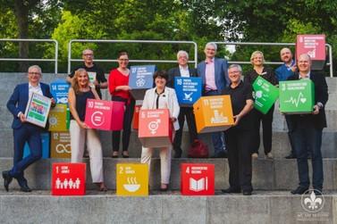 Fundema realiza Conferência sobre Objetivos do Desenvolvimento Sustentável