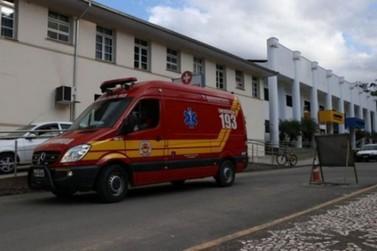 Homem fica ferido em acidente no bairro Cedro Alto