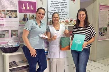 Instituto Anjos do Peito terá marcar de medicamentos exclusiva