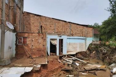 Prefeitura de Brusque decreta situação de emergência após chuvas
