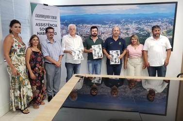 Prefeitura renova termo de colaboração com o Lar Sagrada Família