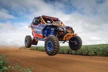 Brusquense fica em quinto lugar no Rally Minas Brasil