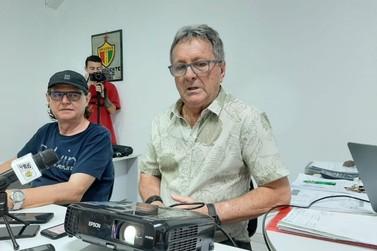 Diretoria do Brusque expõe finanças do clube e prega transparência na gestão