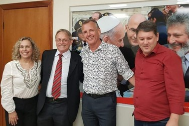 Ex-prefeito Paulo Eccel (PT) assumirá vaga como deputado estadual