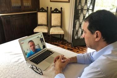 Governador Carlos Moisés (PSL) sinaliza prorrogação de isolamento social em SC