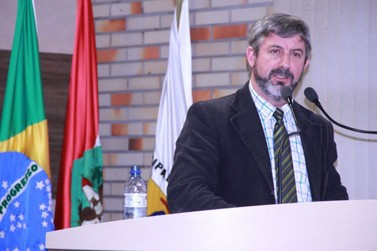 Patriota lança Guilherme Marchewsky como pré-candidato a prefeito