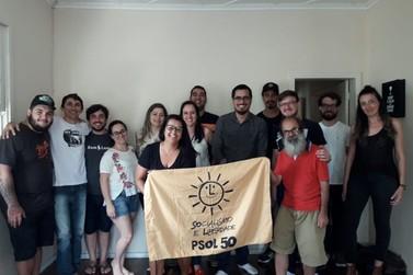 PSOL de Brusque estuda candidaturas para as eleições deste ano