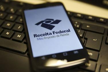Receita paga hoje restituições residuais do IRPF do período 2018/2019