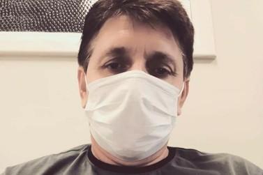 Vereador Keka diz que ficará em isolamento por possível exposição ao coronavírus