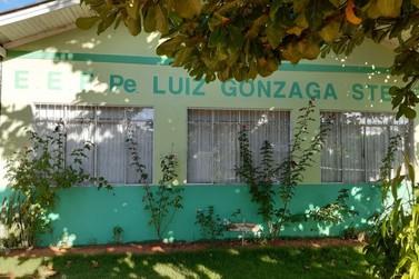 Escola Padre Luiz Gonzaga Steiner é revitalizada