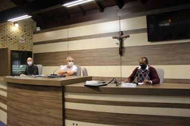 Legislativo recebe audiência pública de demonstração e avaliação de metas
