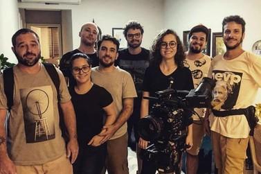 Produtora de cinema brusquense completa quatro anos e planeja novos projetos